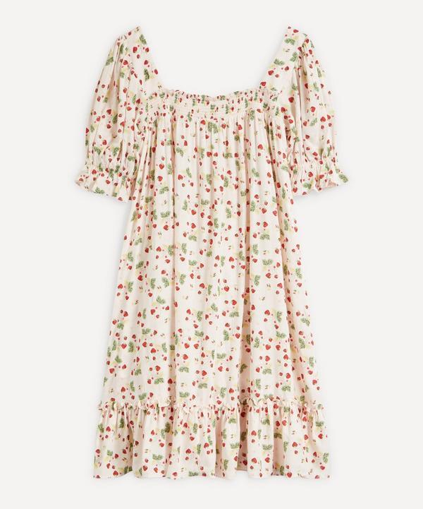 byTiMo - Printed Babydoll Dress