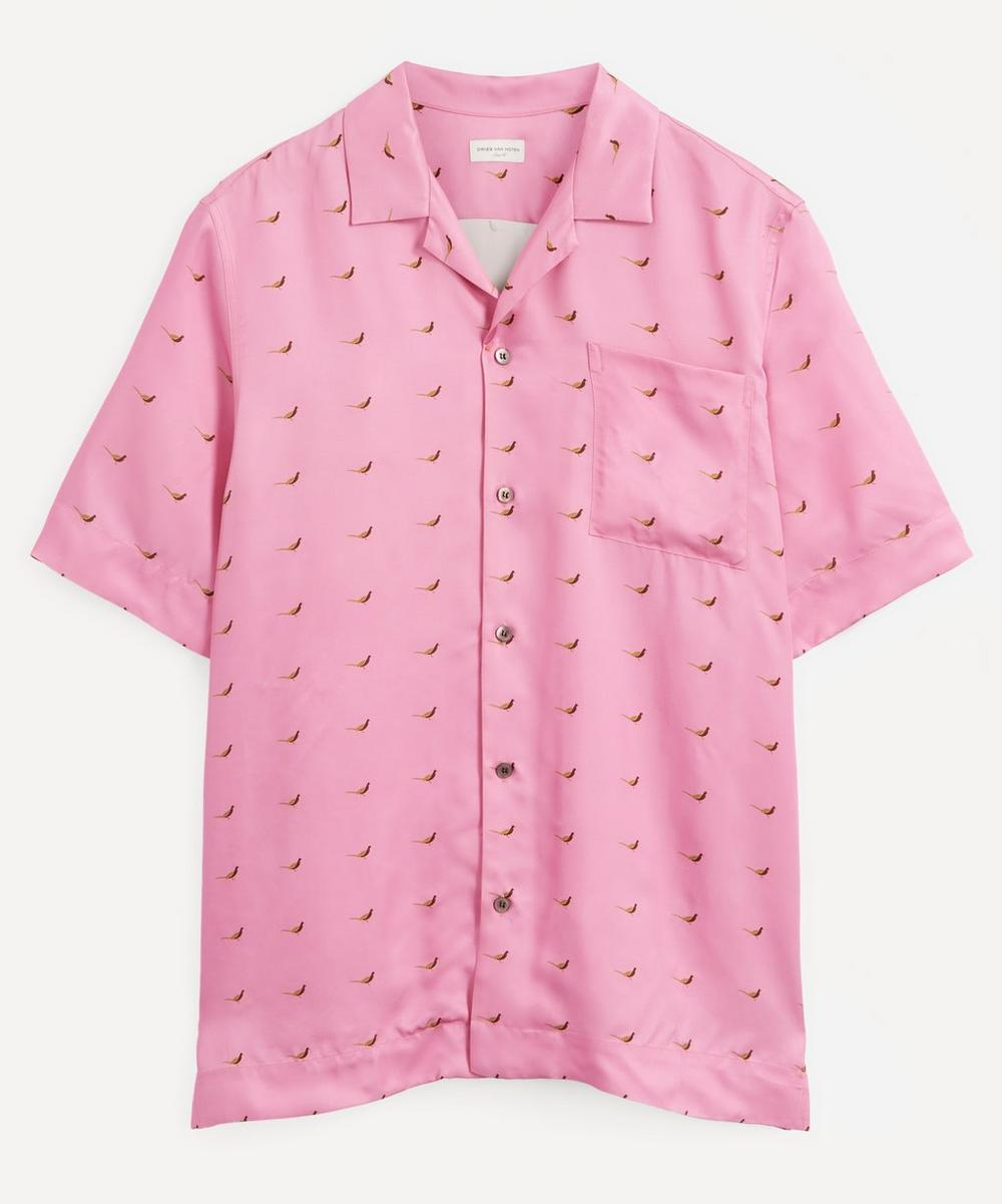 Dries Van Noten - Carltone Printed Bowling Shirt