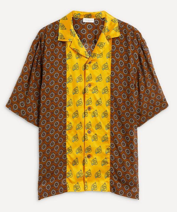 Dries Van Noten - Cassi Multi-Pattern Shirt