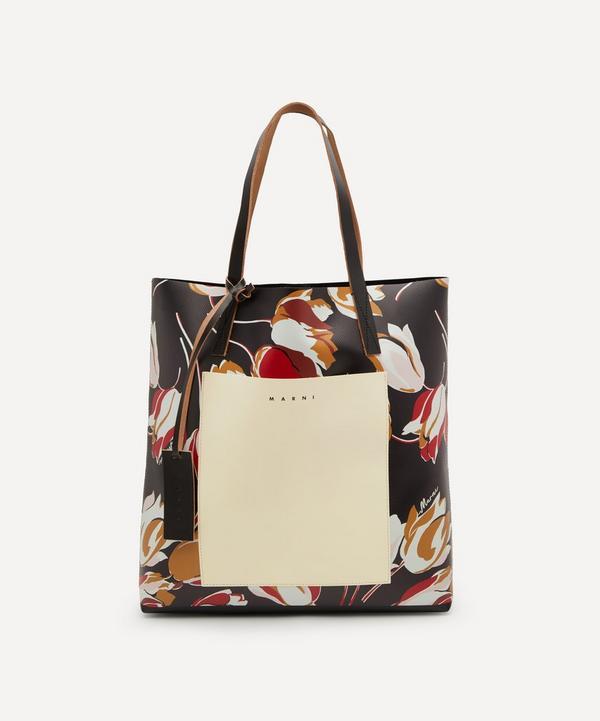 Marni - Windblown Print Tote Bag