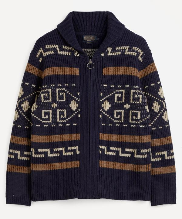 Pendleton - The Original Westerley Wool Cardigan