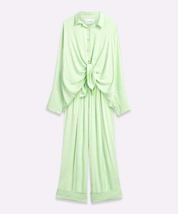 Sleeper - Satin Pyjama Set