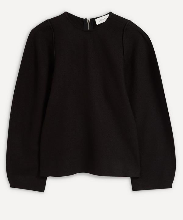 Lemaire - Jersey Large-Sleeve Sweatshirt