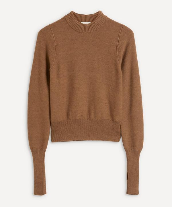 Lemaire - Fitted Knit Sweater