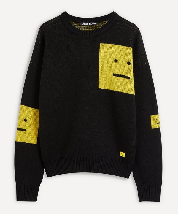 Acne Studios - Wool Face Sweater