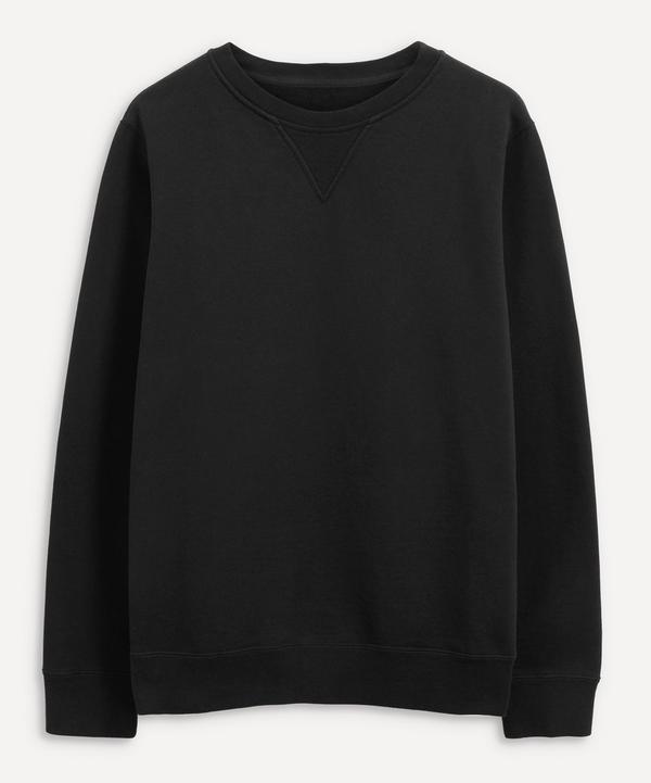 Maison Margiela - Crew-Neck Cotton Sweatshirt
