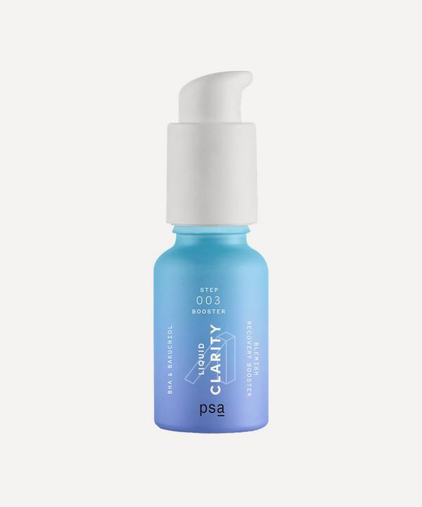 PSA Skin - LIQUID CLARITY: BHA and Bakuchiol Blemish Recovery Booster 15ml