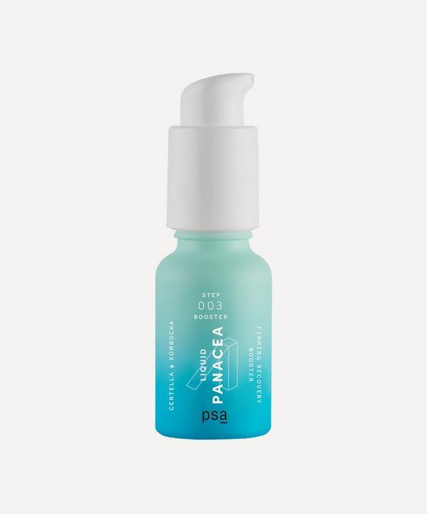 PSA Skin - LIQUID PANACEA: Centella and Kombucha Firming Recovery Booster 15ml