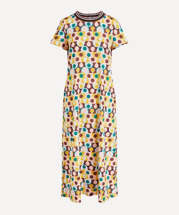 La DoubleJ - Sporty Swing Jersey Dress