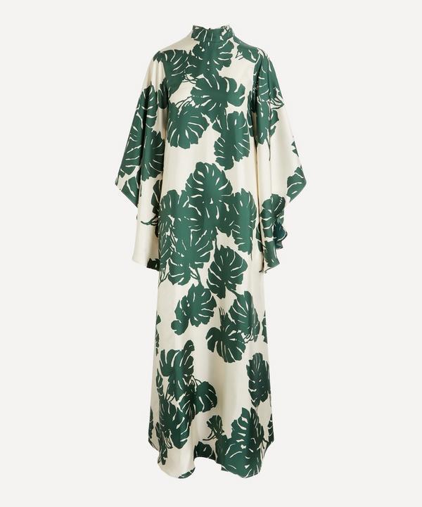 La DoubleJ - Magnifico Silk Maxi-Dress