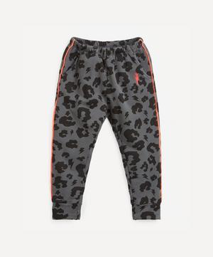 Leopard and Lighting Bolt Joggers 1-9 Years