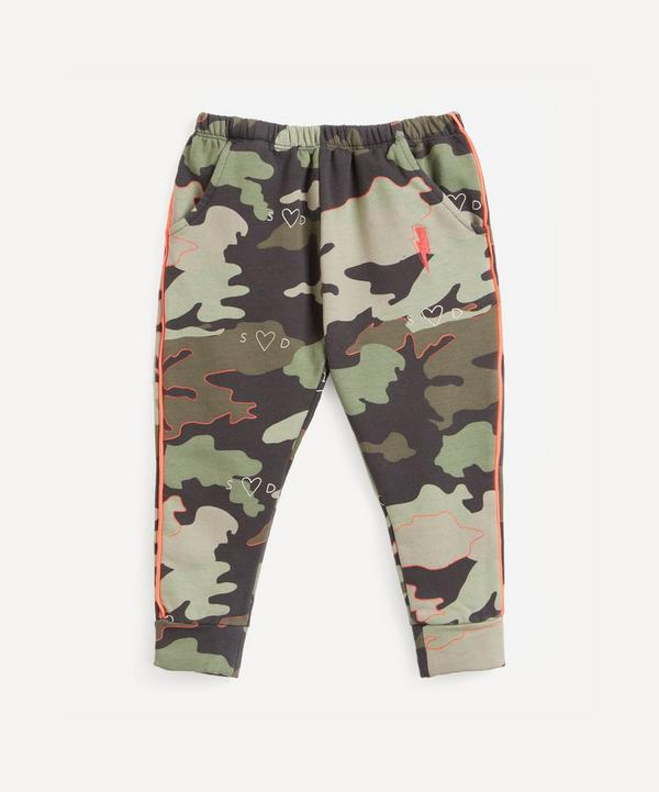 Scamp and Dude - Camo Print Joggers 1-9 Years