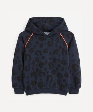 Leopard and Lighting Bolt Hoodie 1-9 Years