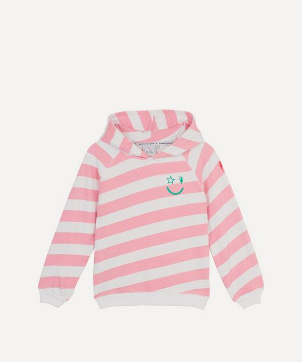Scamp and Dude - Bold Stripe Hoodie 1-9 Years