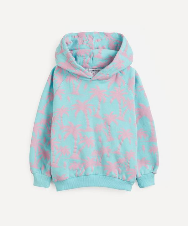 Scamp & Dude - Palm Tree and Lighting Bolt Hoodie 1-9 Years