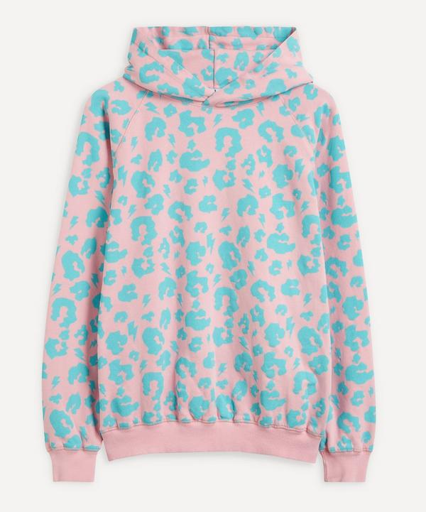 Scamp and Dude - Leopard and Lighting Bolt Hoodie