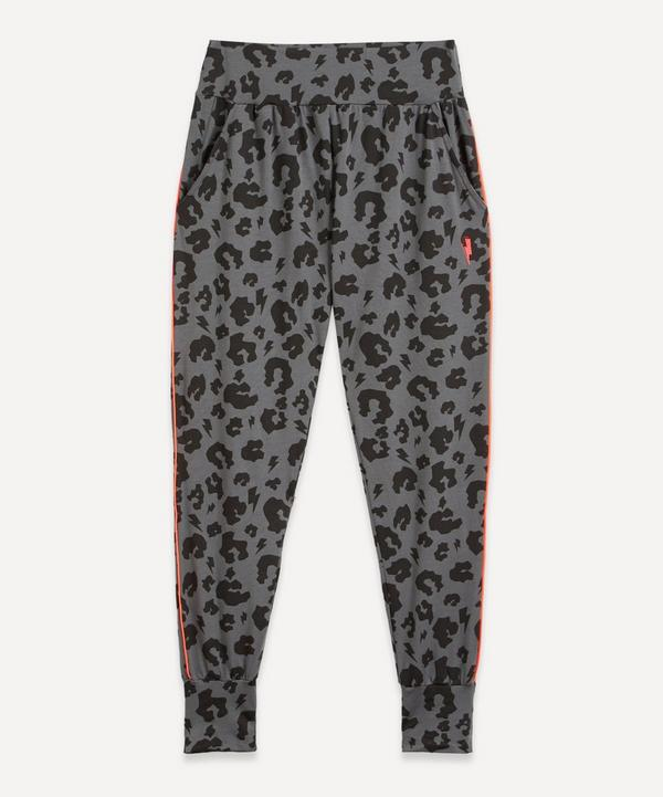 Scamp and Dude - Leopard Slouch Joggers