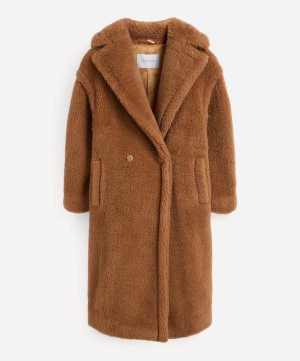 MaxMara - Teddy Bear Icon Coat