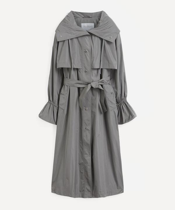 MaxMara - Water-Resistant Taffeta Parka Coat