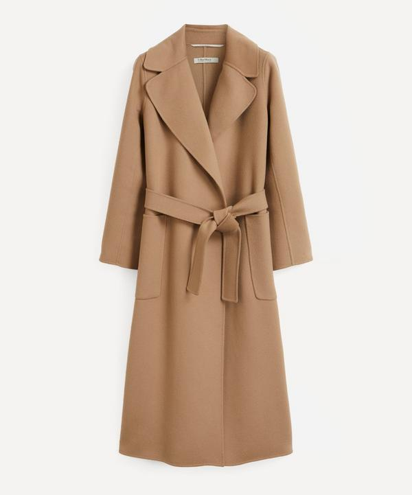 'S Max Mara - Wrap Wool Coat
