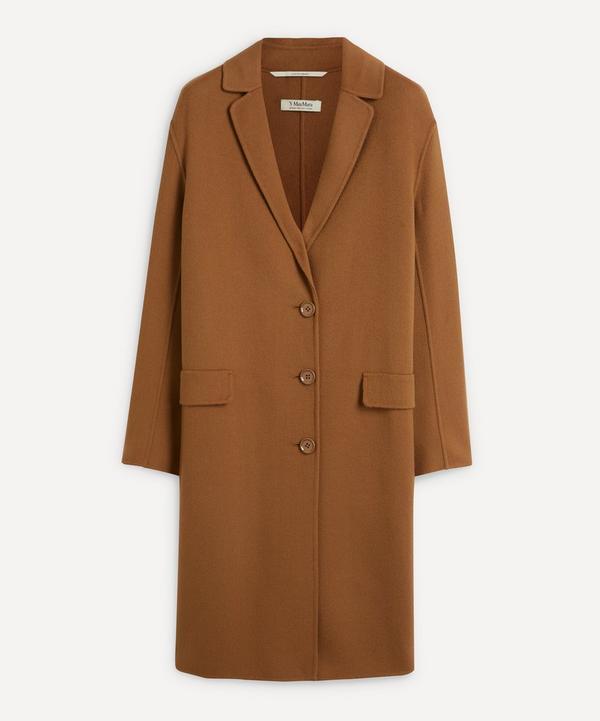'S Max Mara - Wool Car Coat