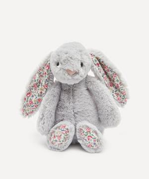 Blossom Silver Bunny Small Soft Toy