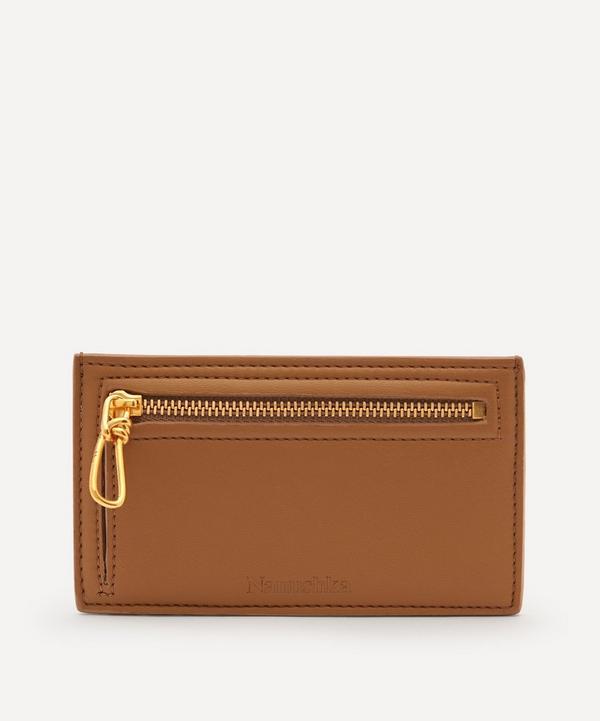 Nanushka - Araxie Vegan Leather Card Holder