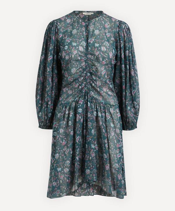 Isabel Marant Étoile - Marili Balloon-Sleeve Mini-Dress