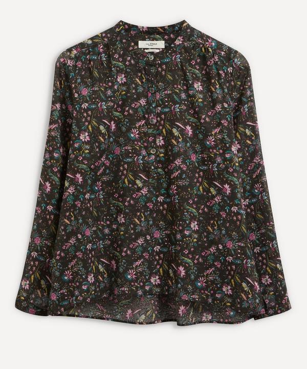 Isabel Marant Étoile - Maria Three-Button Floral Shirt
