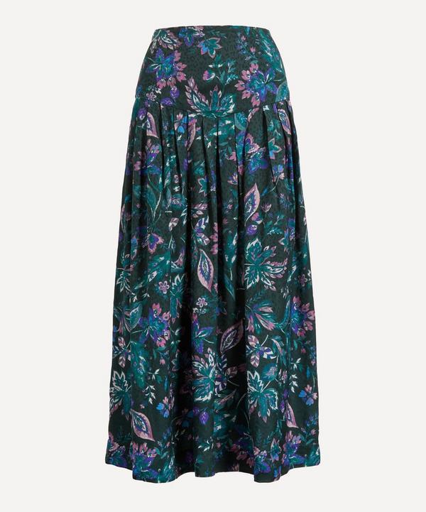 Isabel Marant Étoile - Bella Floral Pleated Skirt