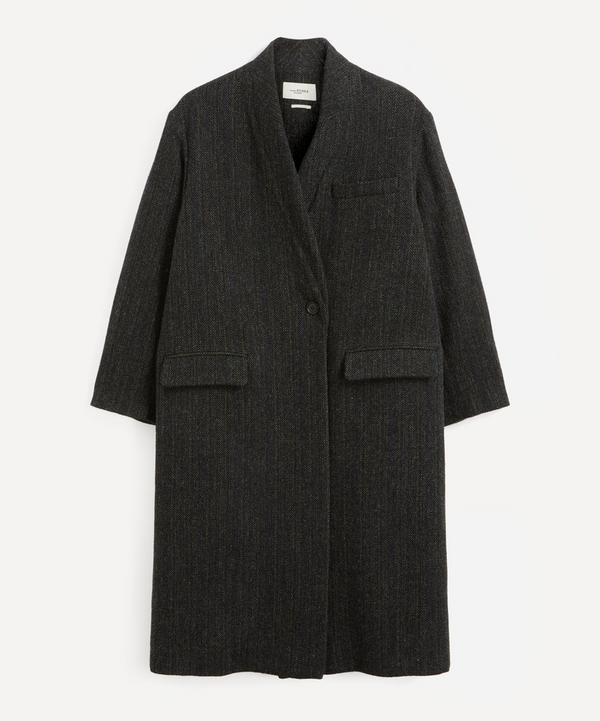 Isabel Marant Étoile - Henlo Virgin Wool Overcoat
