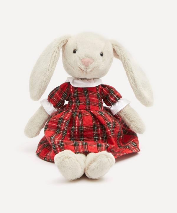 Jellycat - Lottie Bunny Tartan Soft Toy