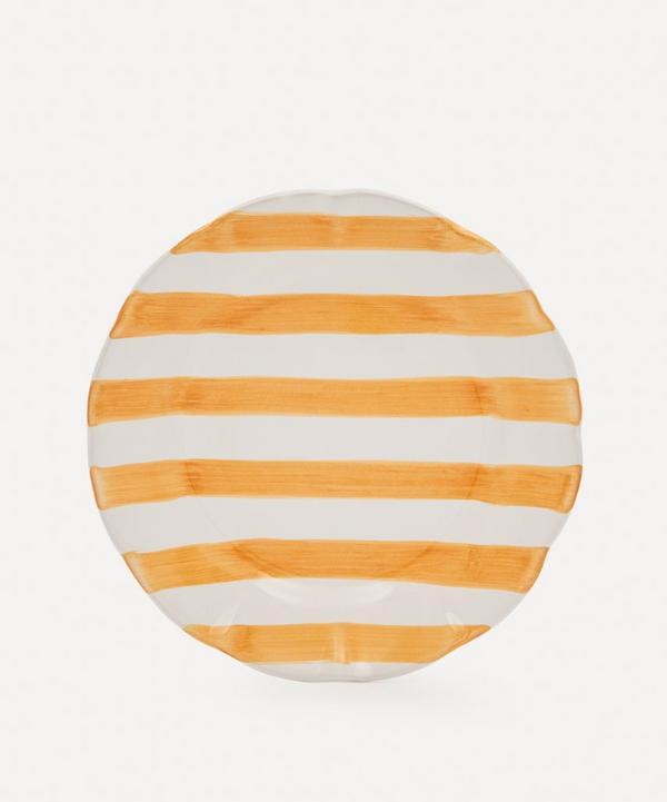 Popolo - Striped Plate
