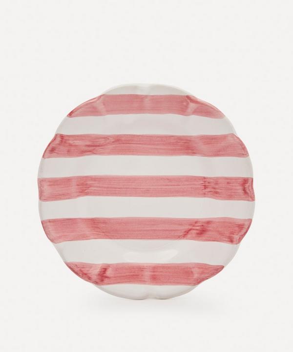 Popolo - Small Striped Plate