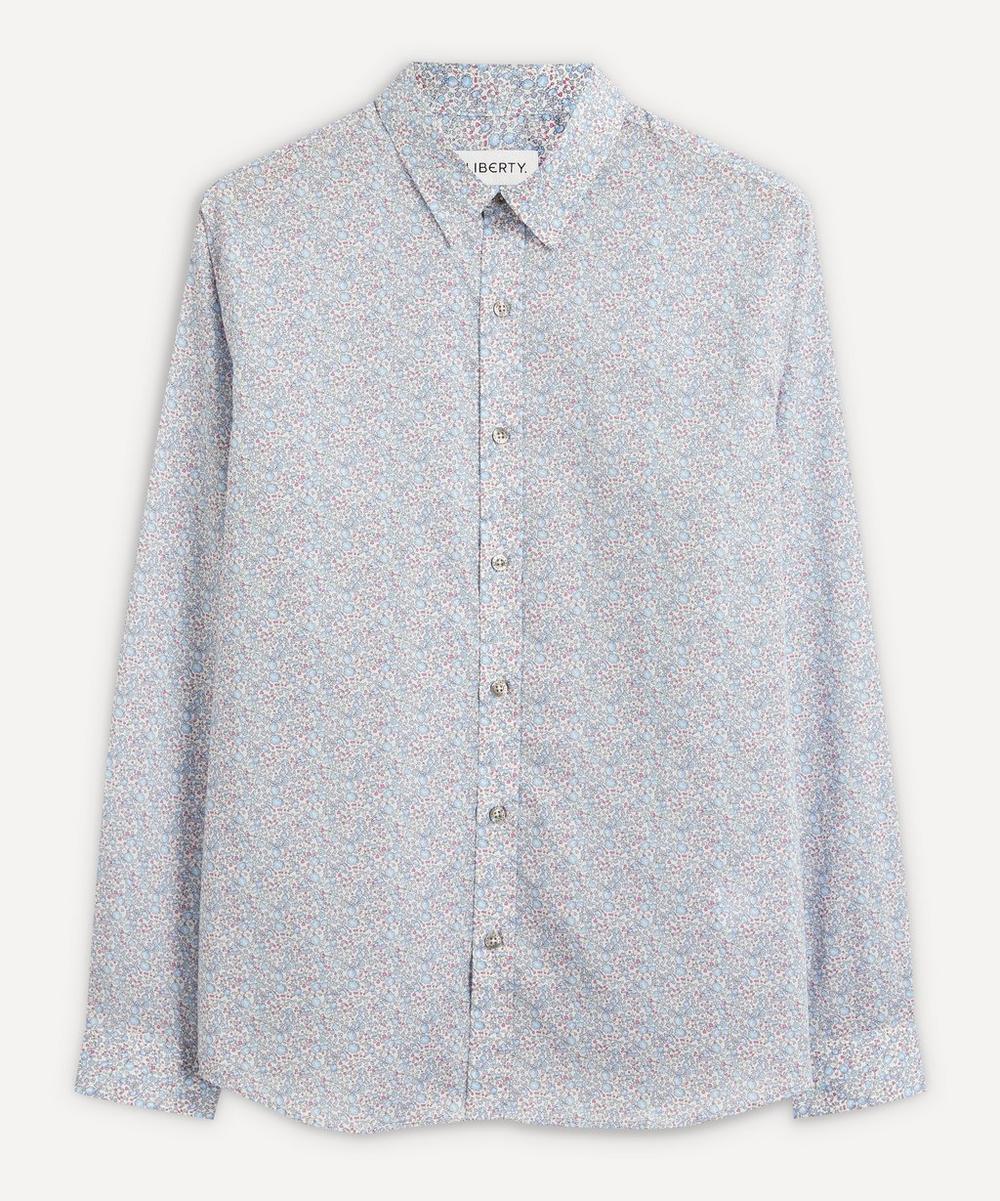 Liberty - Eloise Tana Lawn™ Cotton Casual Classic Slim Fit Shirt