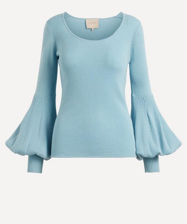 Roksanda - Sherene Knit Top