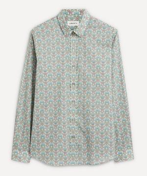 Danuna Tana Lawn™ Cotton Casual Classic Slim Fit Shirt