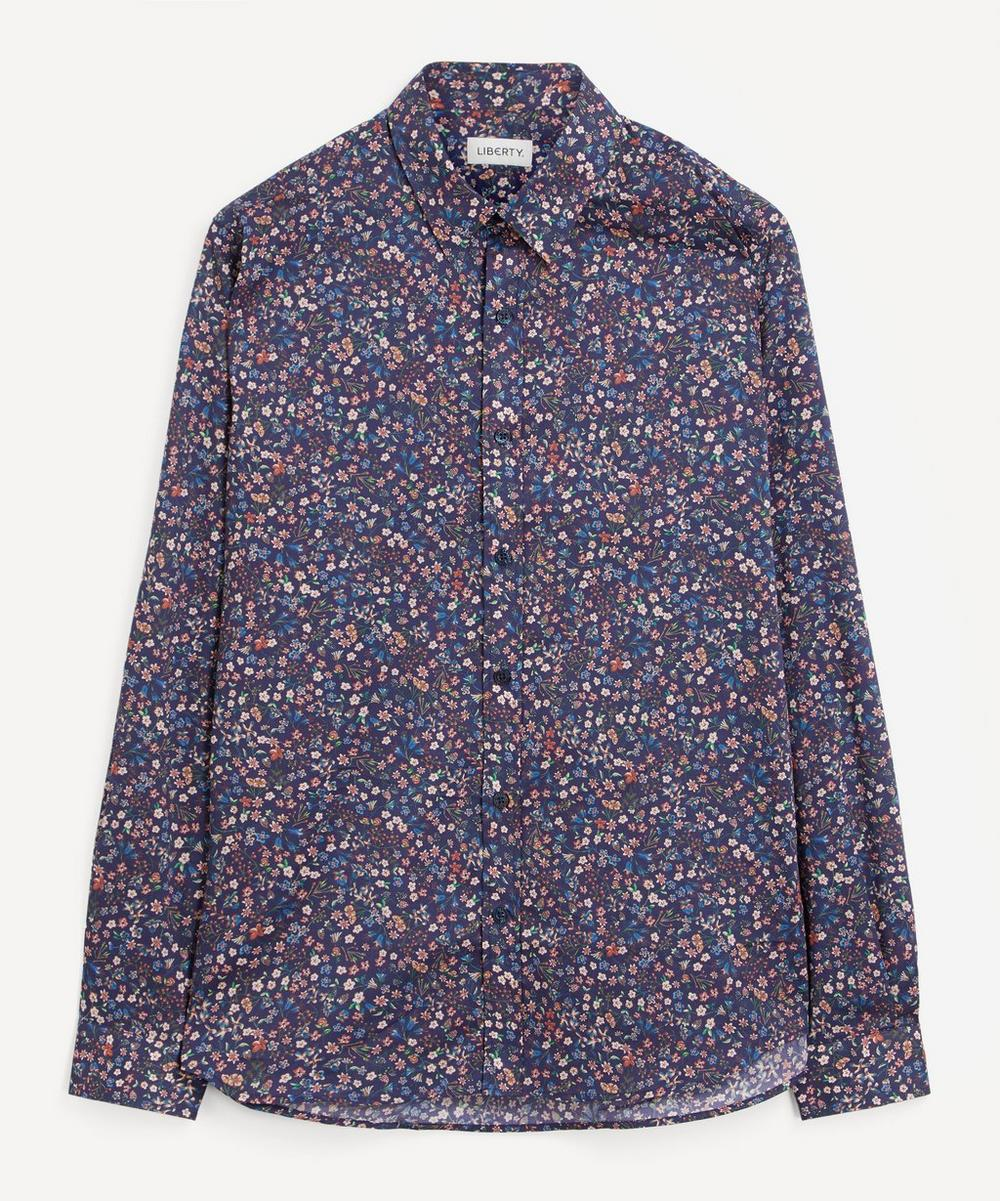 Liberty - Donna-Leigh Tana Lawn™ Cotton Casual Classic Slim Fit Shirt