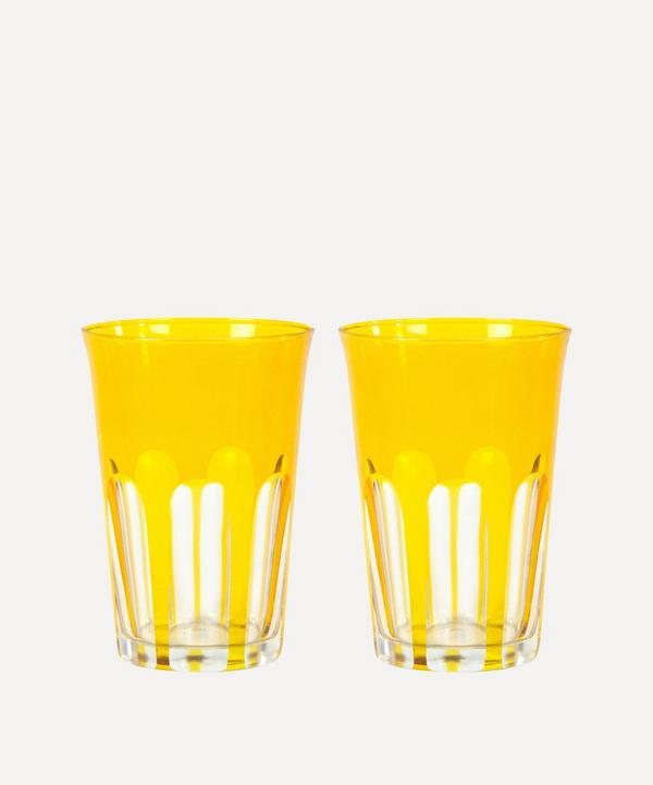 Sir/Madam - Rialto Glass Tumblers Set of Two