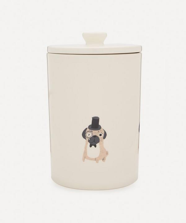 Fenella Smith - Pug Friends Treat Jar