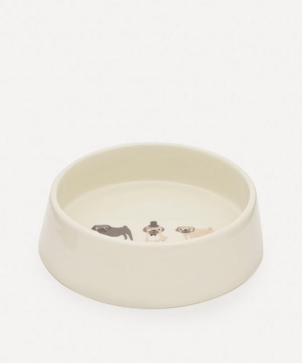 Fenella Smith - Pug Dog Bowl