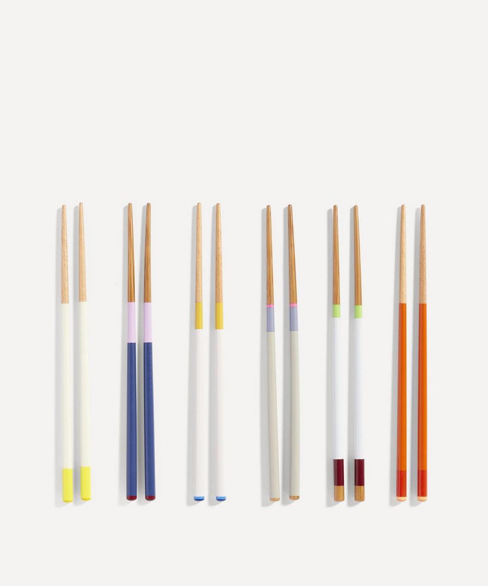 Hay - Colour Chopsticks Set of Six