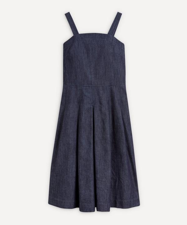 YMC - Starhawk Indigo Denim Dress