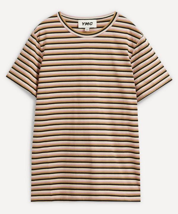 YMC - Day Stripe T-Shirt