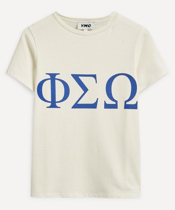 YMC - Sorority Cotton T-Shirt