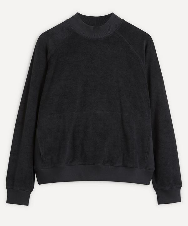 YMC - Touche Terry Cloth Sweater