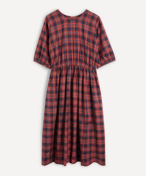 YMC - Garden Tartan Dress