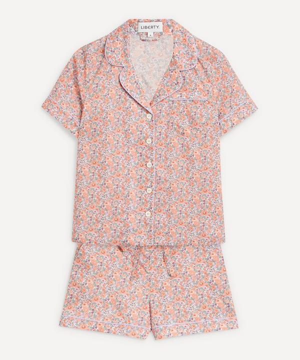 Liberty - Betsy Tana Lawn™ Cotton Short Pyjama Set