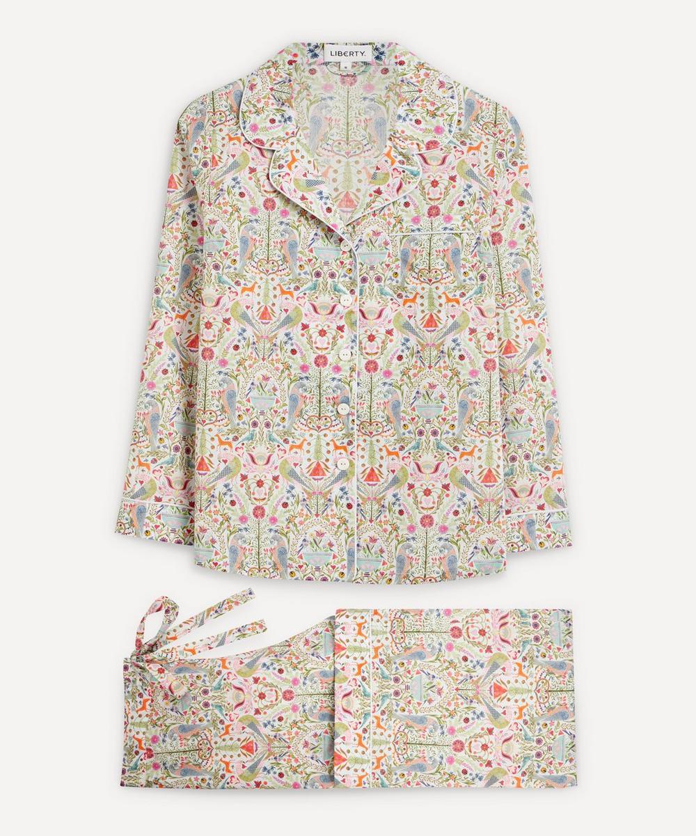 Liberty - Lost Hearts Tana Lawn™ Cotton Pyjama Set