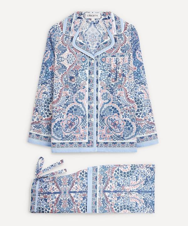 Liberty - Tanjore Gardens Tana Lawn™ Cotton Pyjama Set